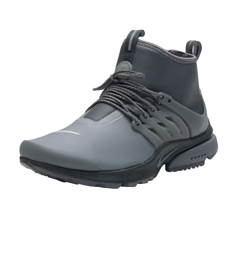Nike Air Presto Mid Utility Mens Running Shoes 11 Black Dark