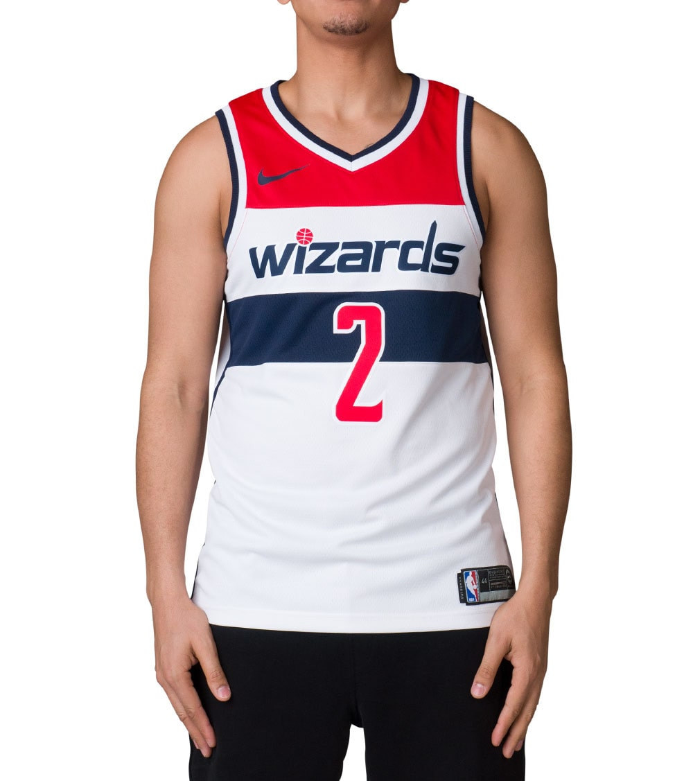 sale retailer 5eaa3 f5e73 Wizards John Wall Swingman Jersey