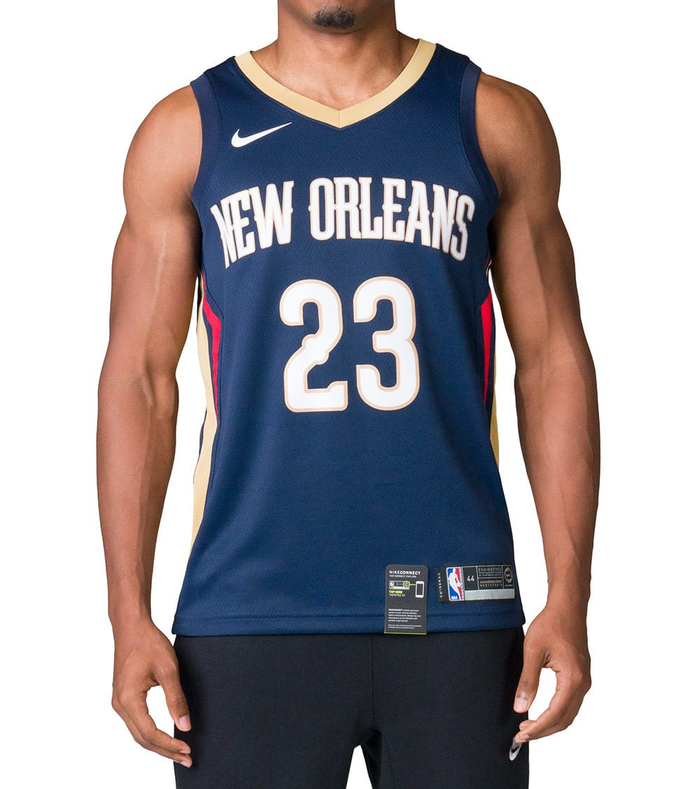 wholesale dealer 8ef30 6c55a Pelican Davis Swingman Jersey