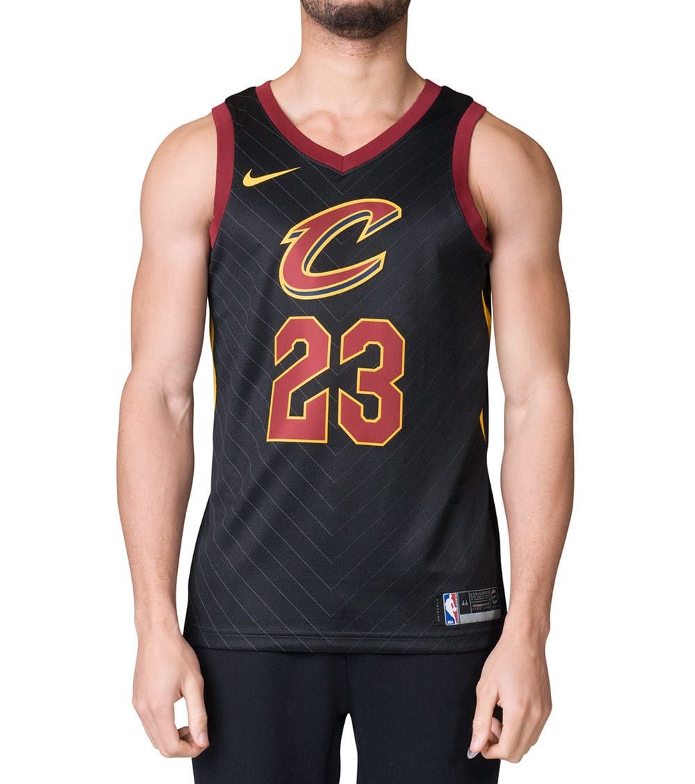 the best attitude 65a1f bd790 Cavs Lebron Swingman Jersey