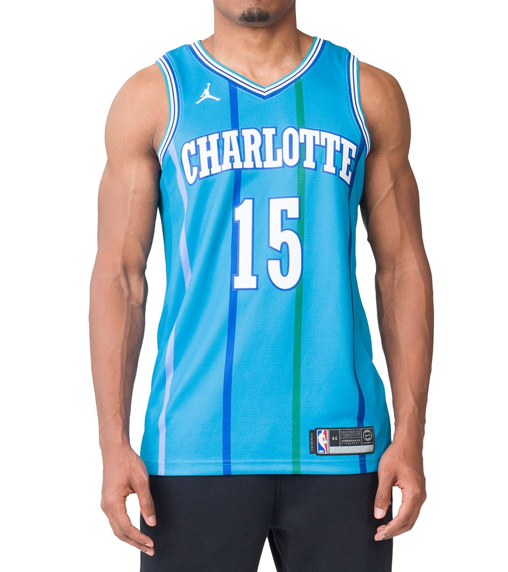sports shoes 66d82 295be Charlotte Hornets Walker Jersey