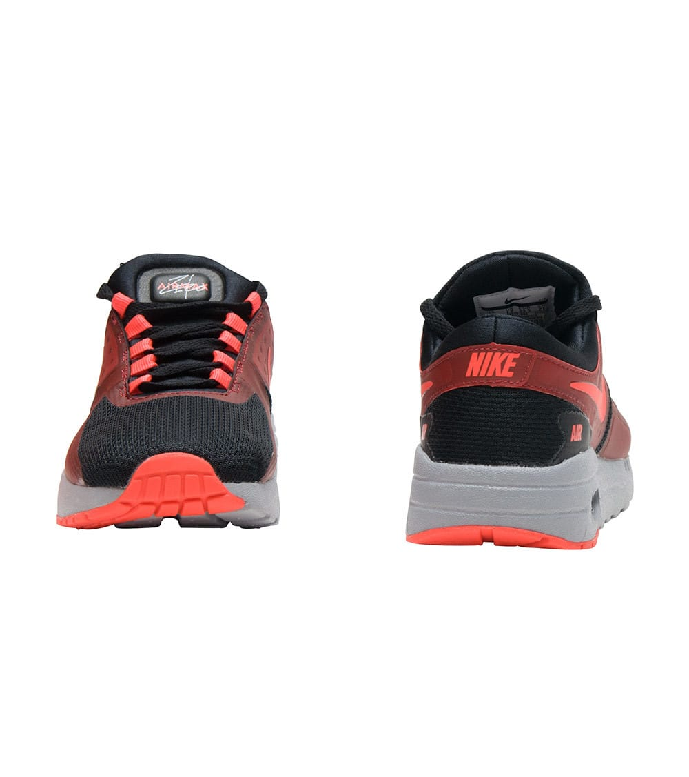 Nike Air Max Zero Essential blackbright crimsongym redwolf grey