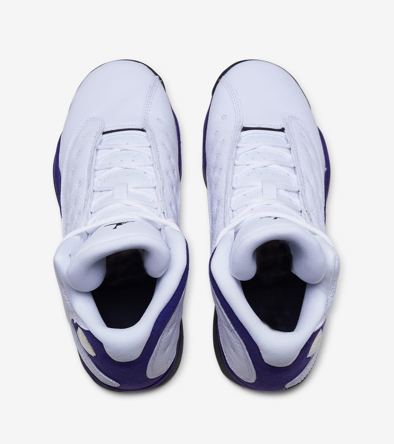"""new concept 0c435 3e3d2 Air Jordan Retro 13 """"Lakers"""""""