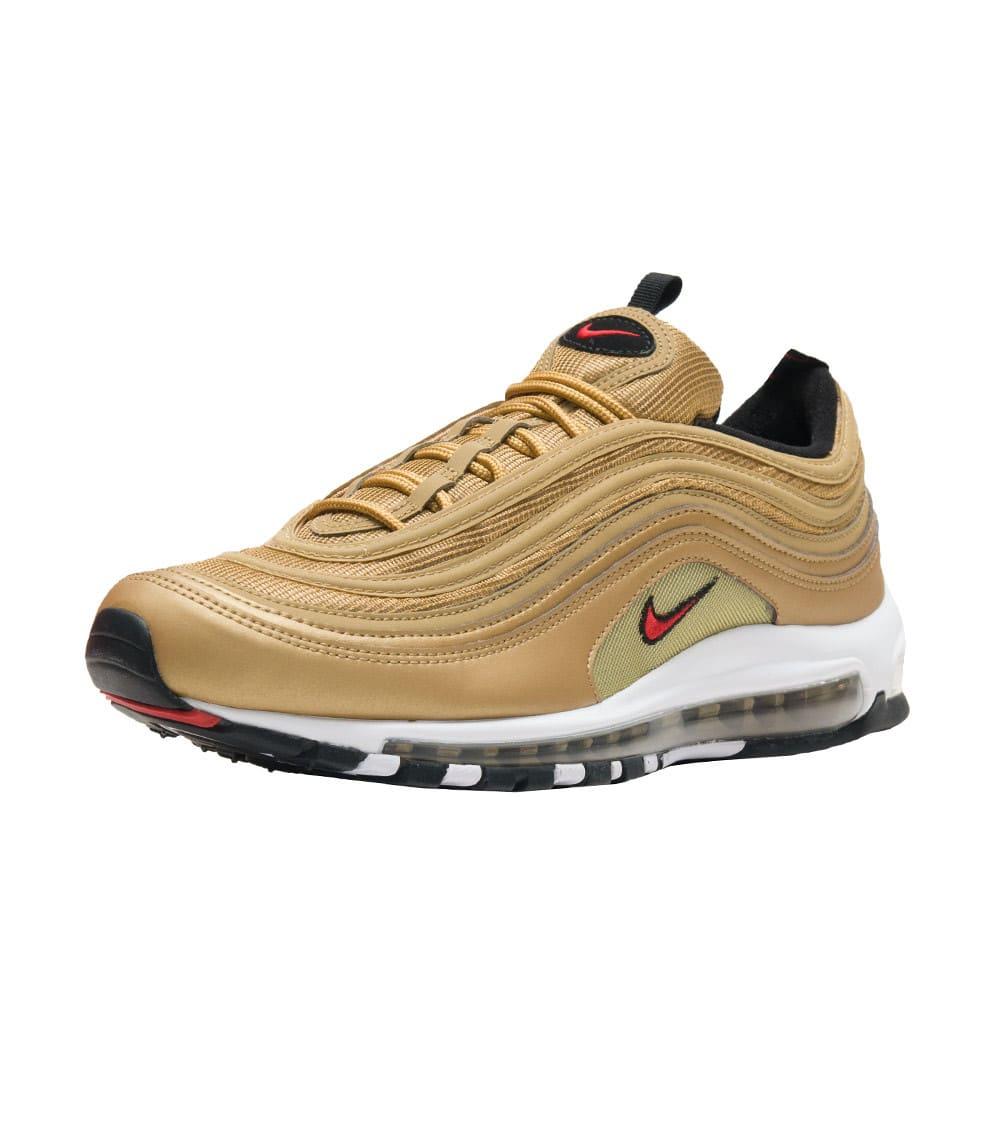 Nike Air Max 97 OG QS (Metallic Gold) 884421 700