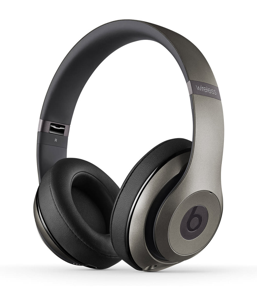 STUDIO 2.0 WIRELESS ON EAR HEADPHONES