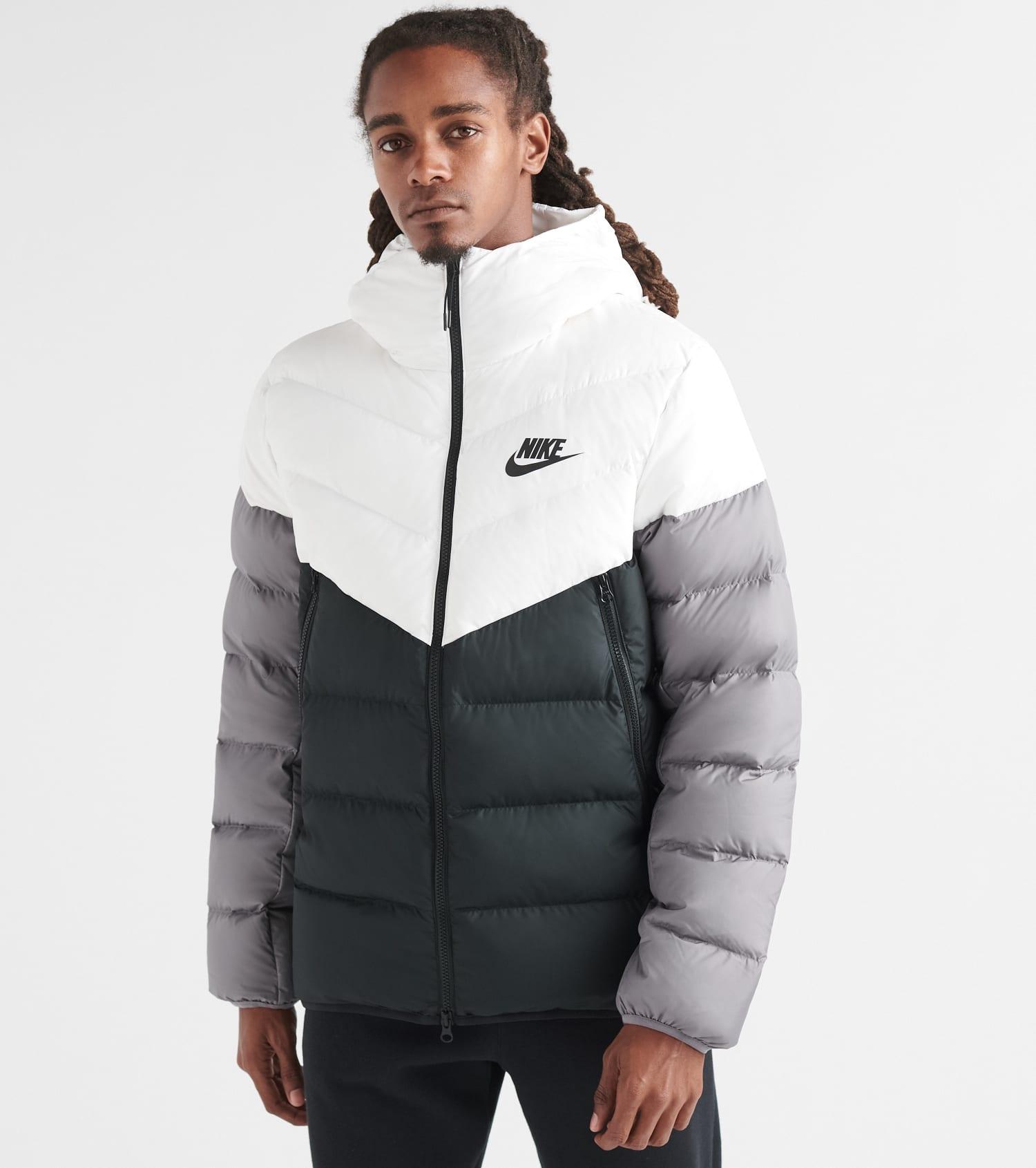 Nike Sportswear Windrunner Down Fill Hooded Jacket 928833