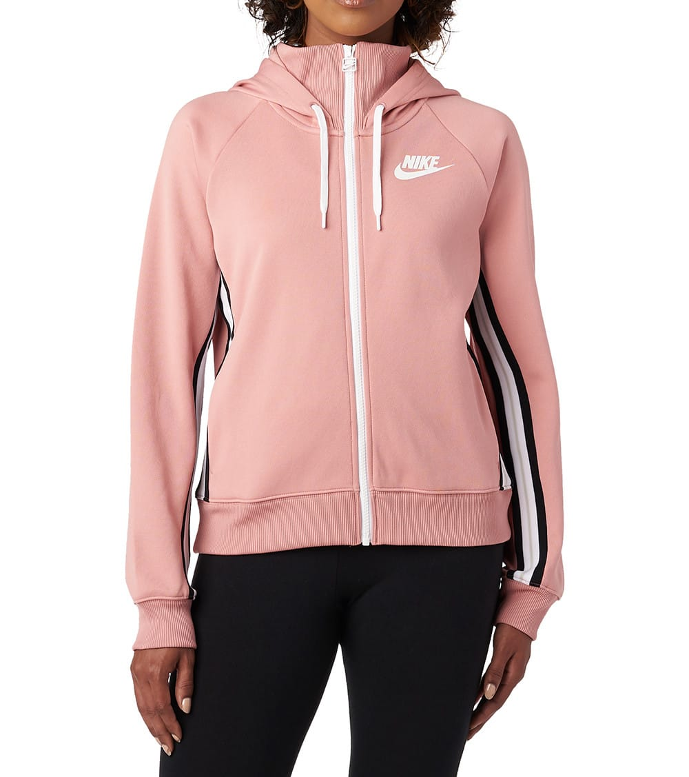 lace up in beauty pre order Polyknit FZ Hoodie