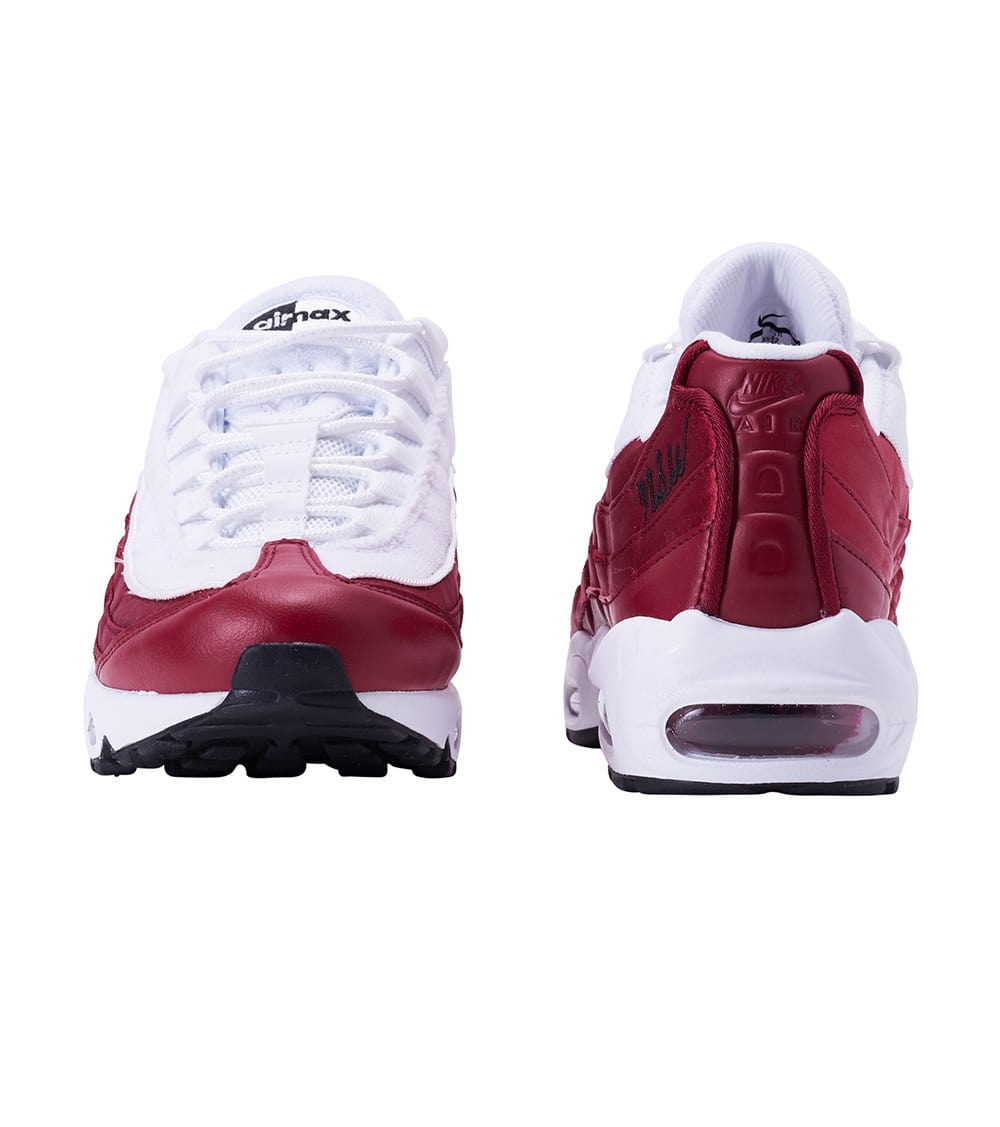 Nike Air Max 95 LX | AA1103 601 Low Top Red Women's Lifestyle