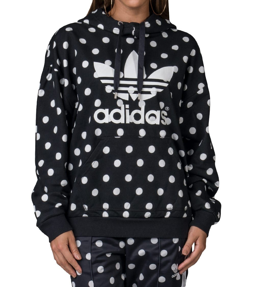 classic style order size 40 DOTS AOP HOODIE FRENCH TERRY LOGO