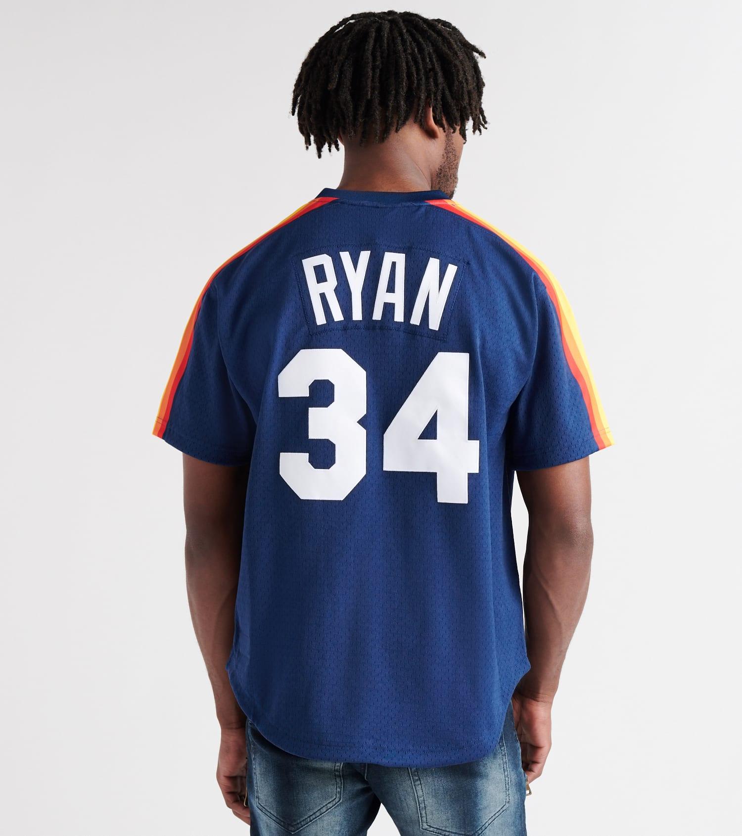size 40 f2d0f bc8f6 Nolan Ryan 1988 Astros BP Jersey