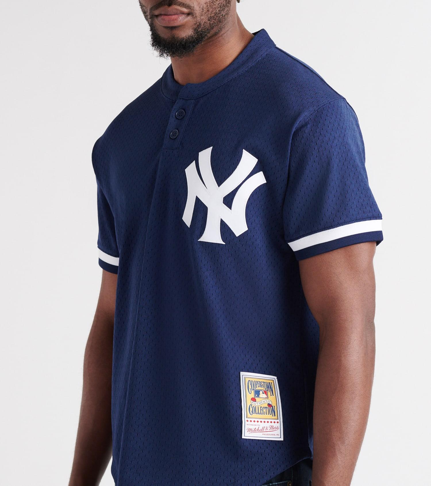 watch 097ca 5fbf6 Bernie Williams 1995 Yankees BP Jersey