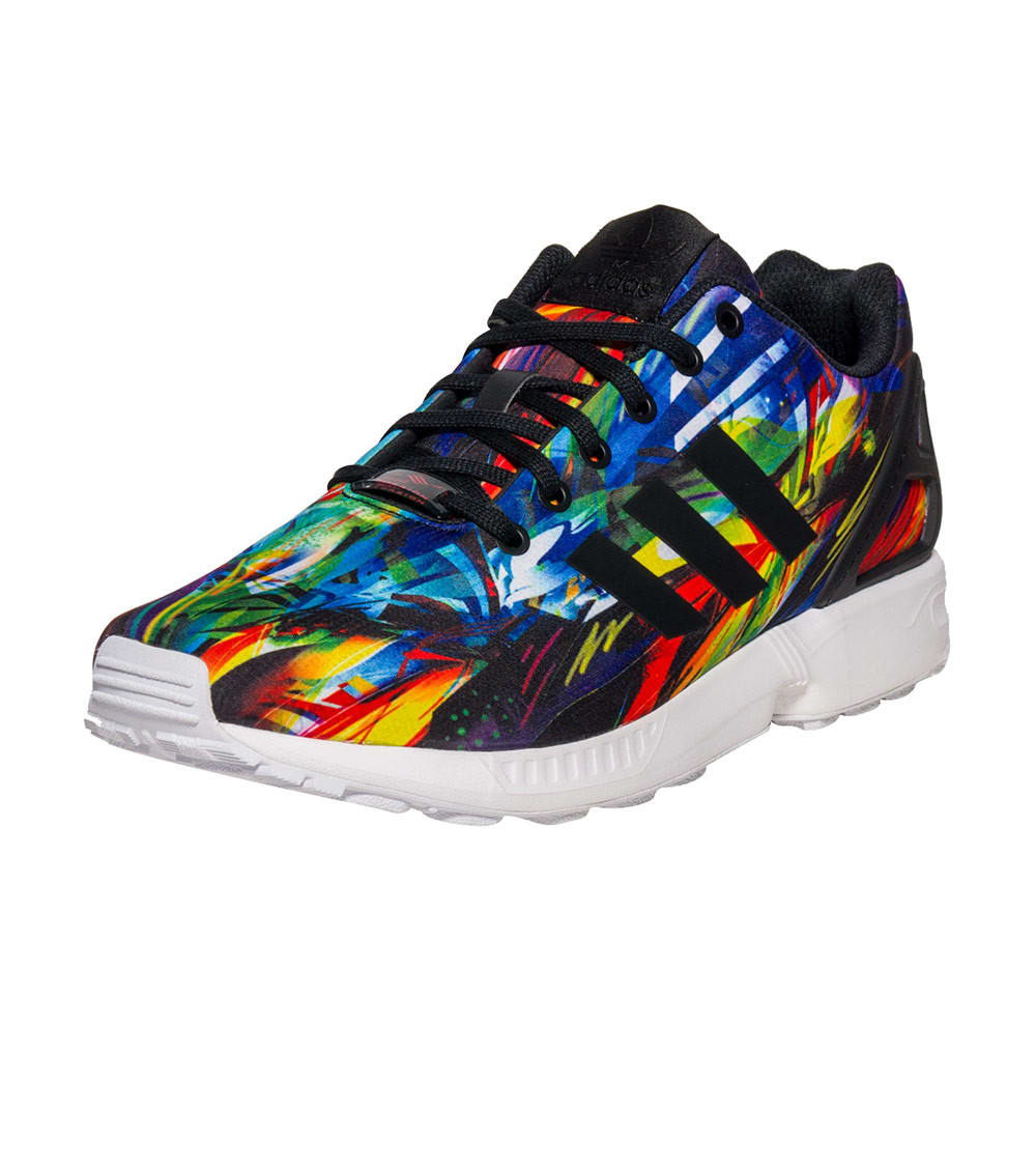 Fashion adidas sports,adidas zx flux multicolor With Fast