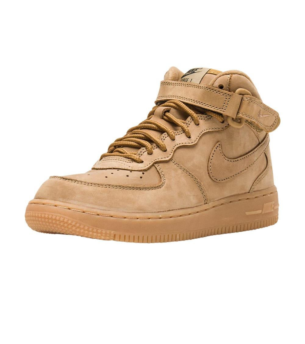 detailed look 24234 a3b26 AF1 Mid WB