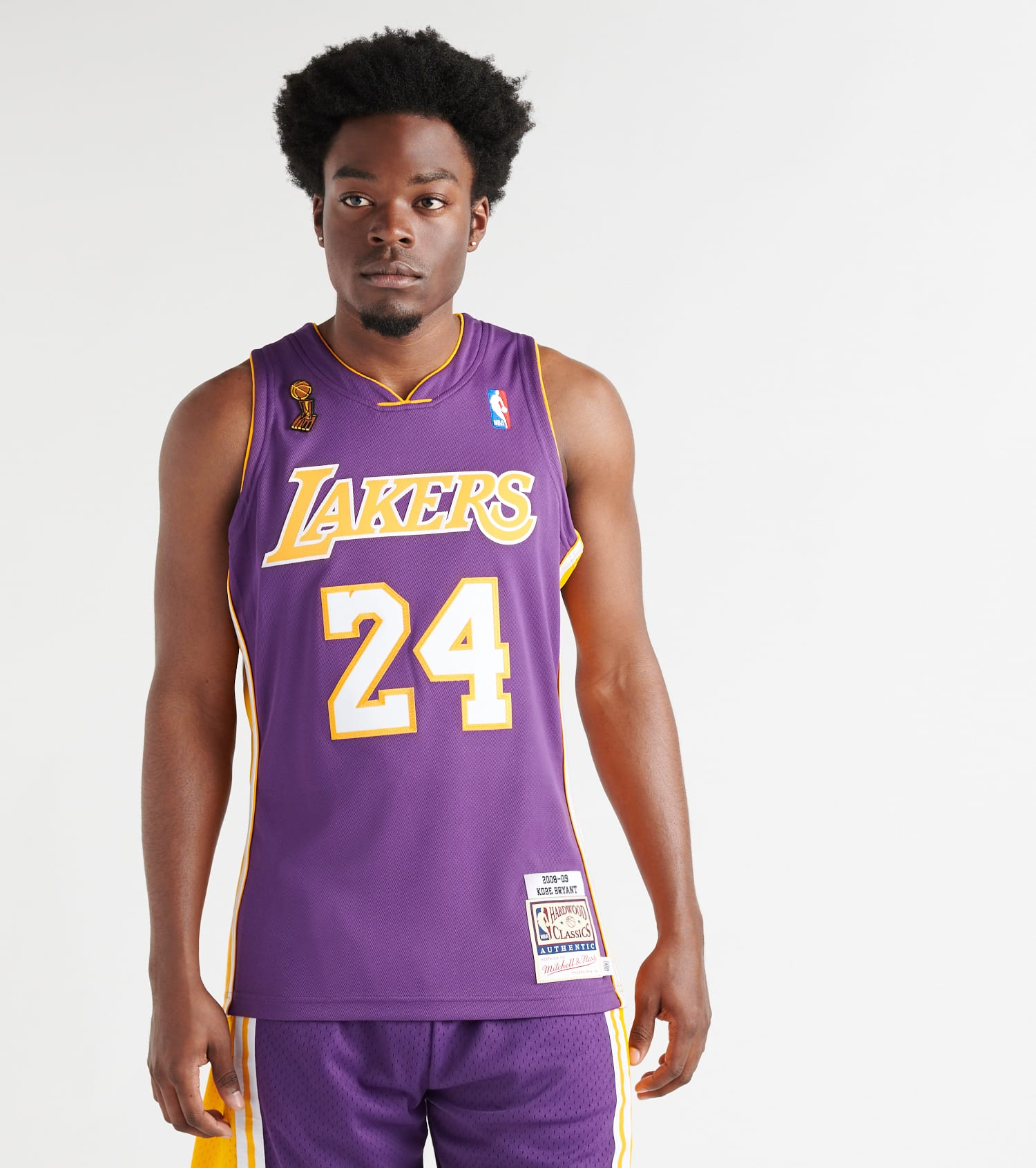 sports shoes 69766 60c8c Kobe Bryant LA Lakers Authentic Jersey