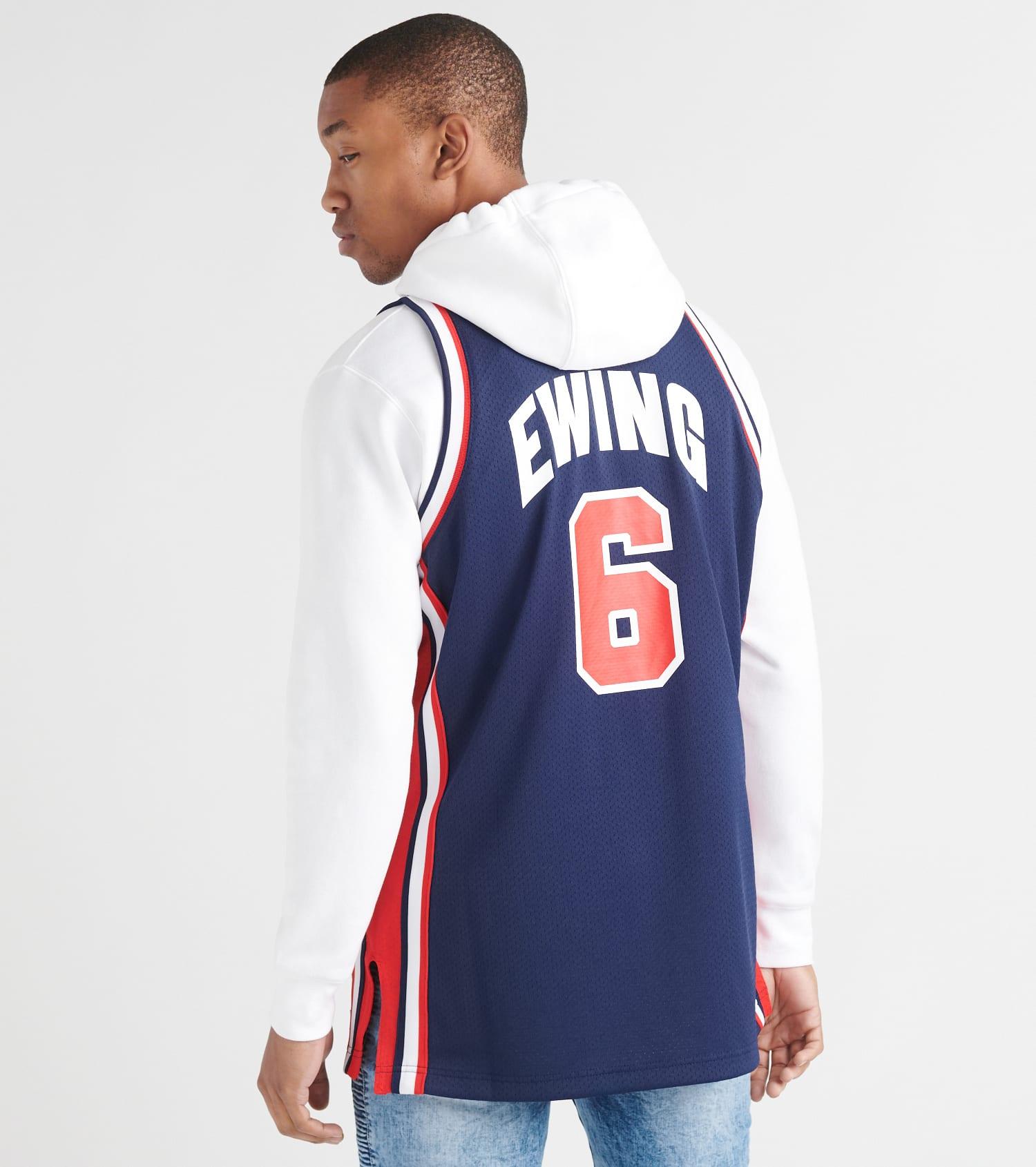 competitive price 12f31 e8715 Team USA Patrick Ewing Jersey