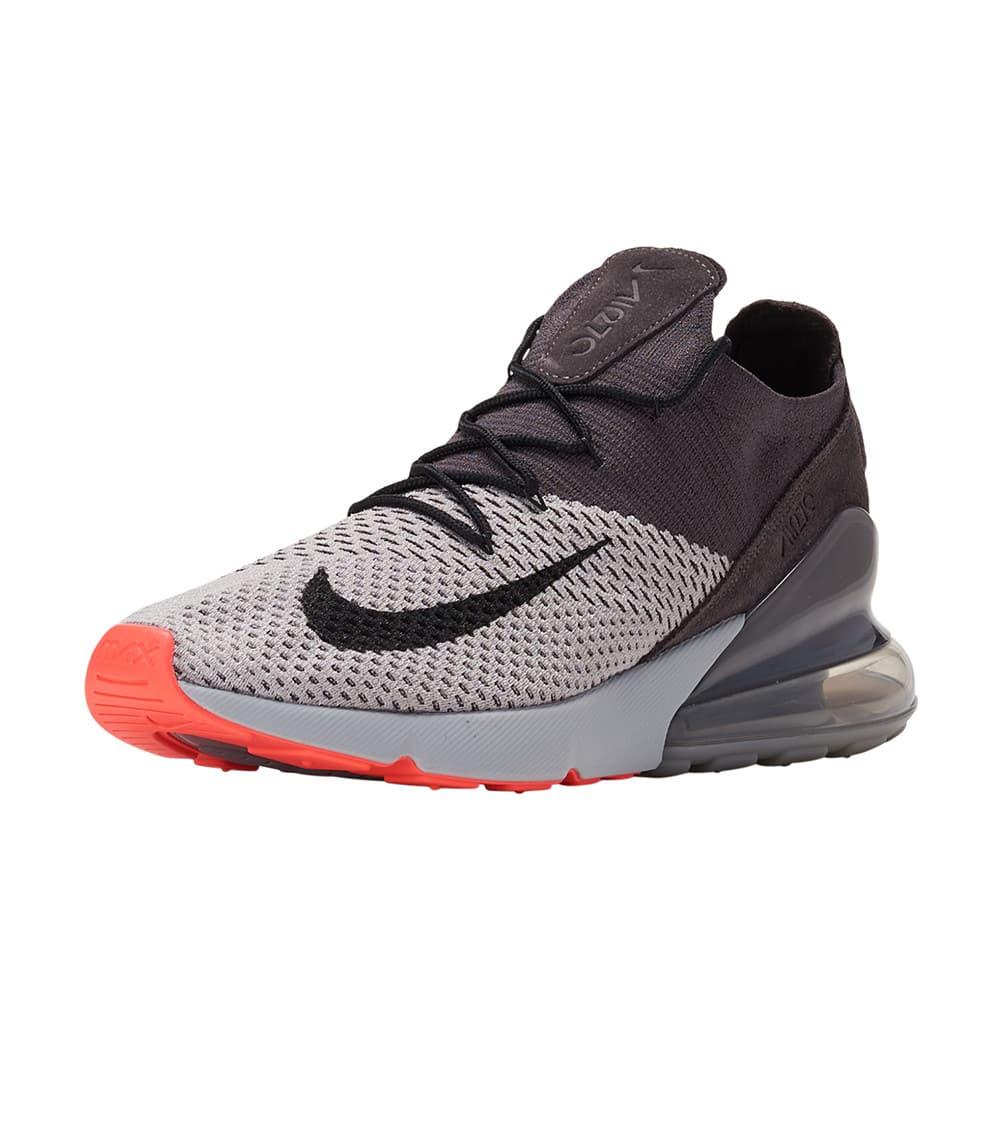 Mens Nike Sportswear Air Max 270 Flyknit Trainers