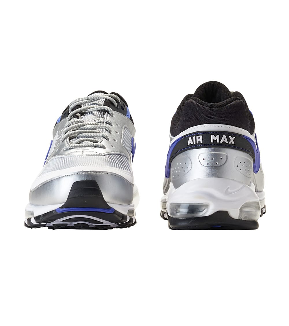 Details about Nike Air Max 97 BW Metallic Silver Persian Violet Classic SZ 10.5 (AO2406 002)