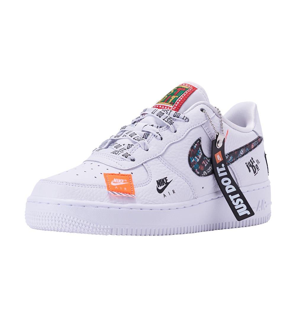 Nike Air Force 1 JDI Premium (White) AO3977 100 | Jimmy Jazz