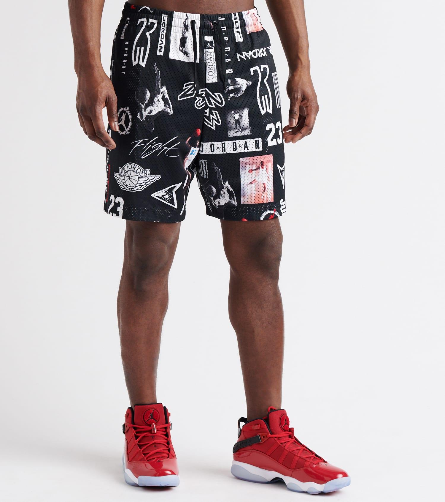 Nike Womens Heritage Mesh Shorts