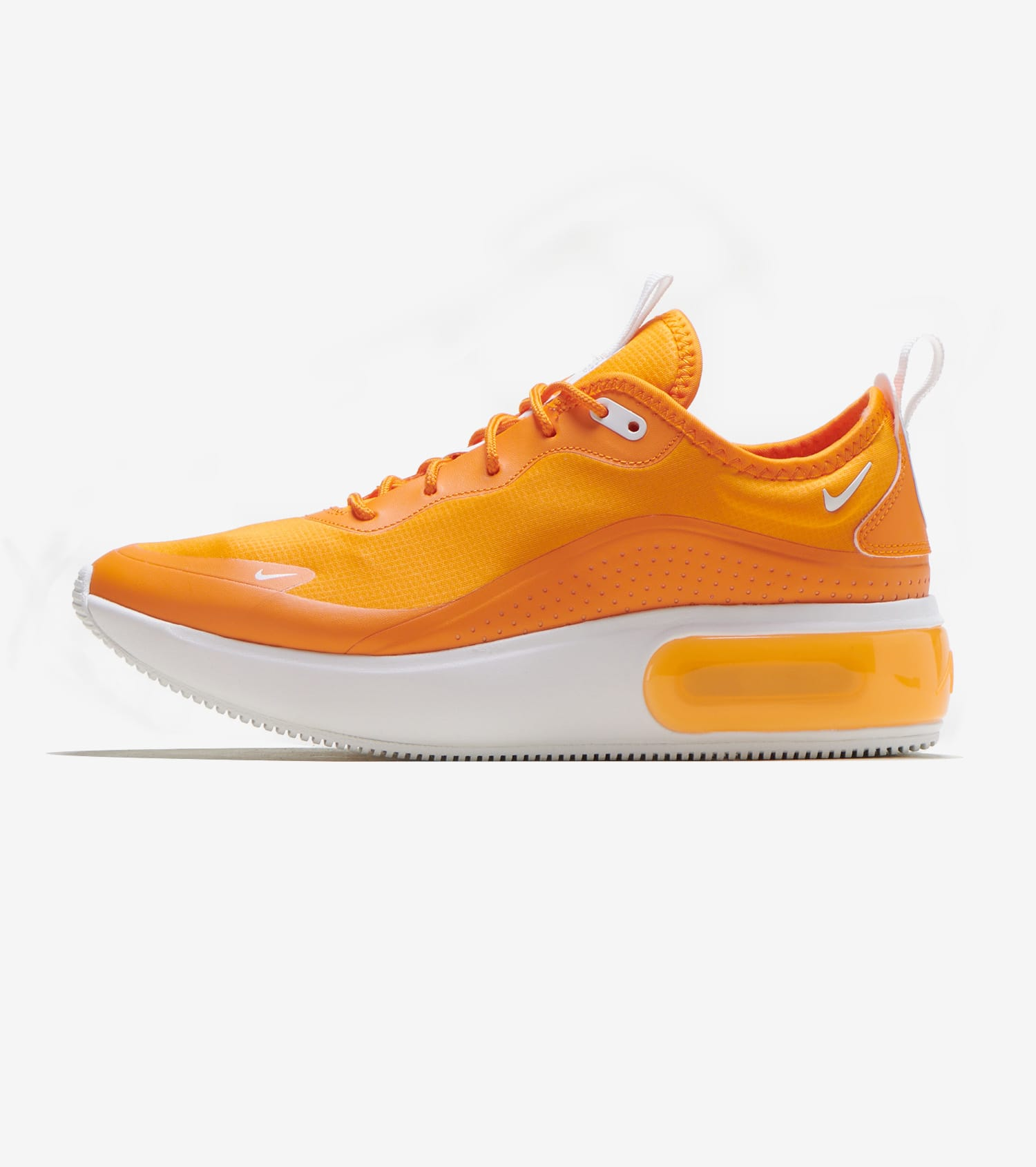 orange nike air max
