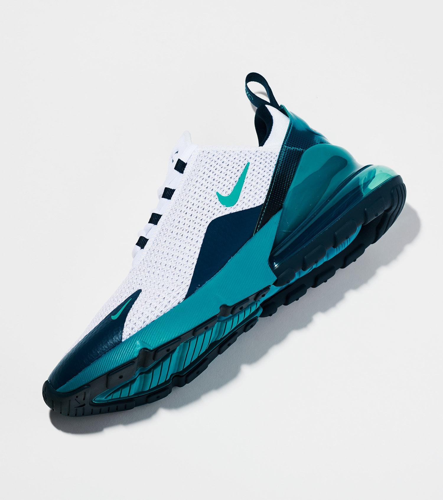 nike shoes air max green