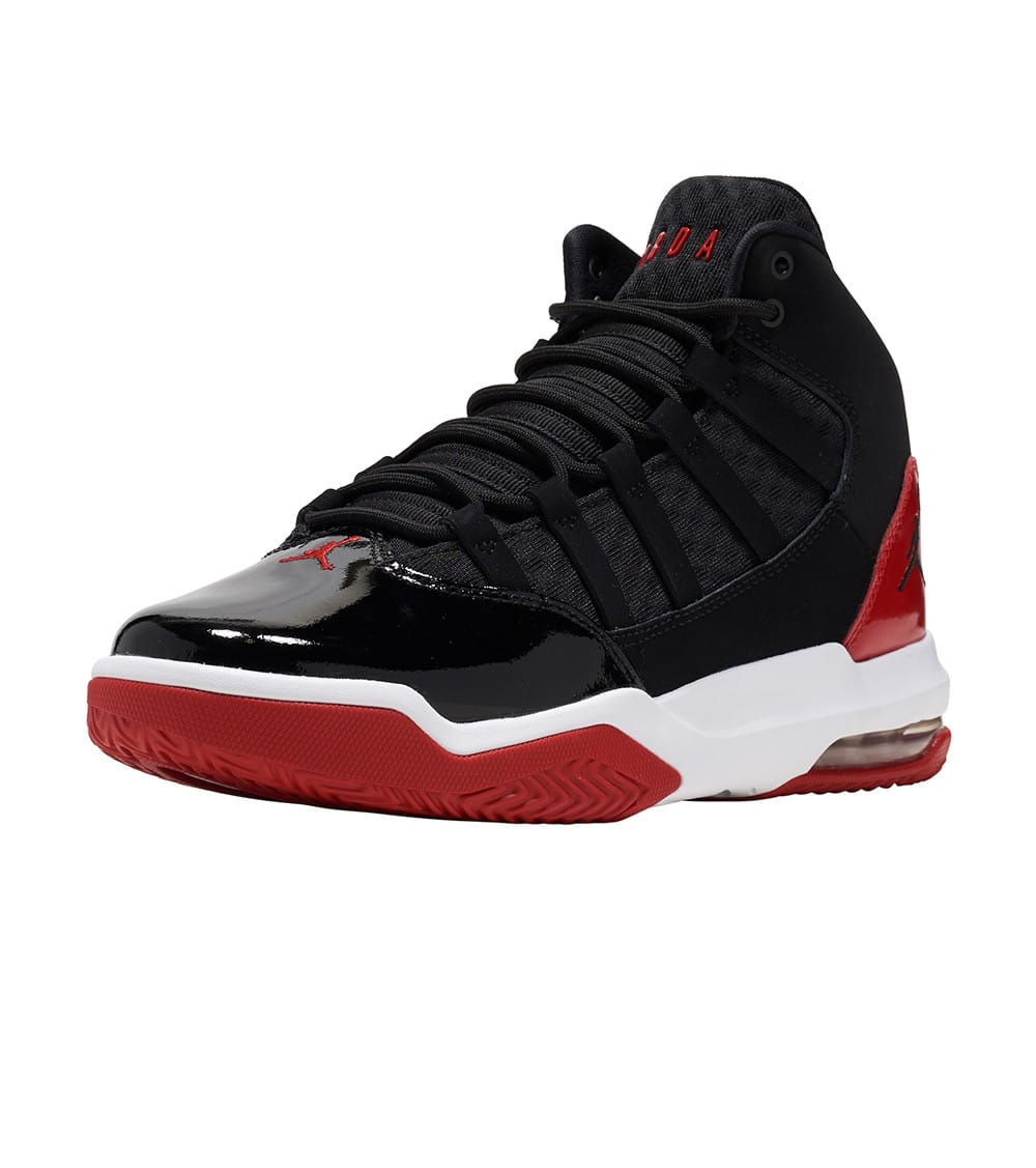 meet bb363 a2008 Jordan Max Aura Basketball Sneaker (Black) - AQ9214-006 ...