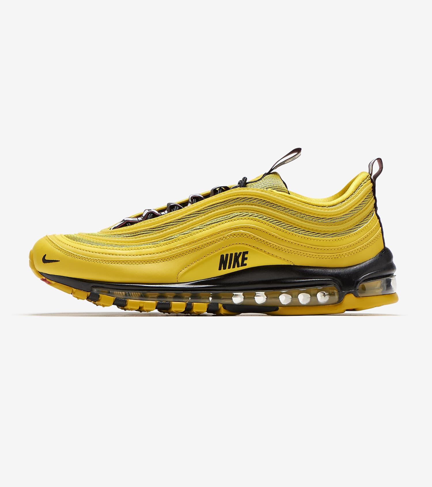 air max yellow