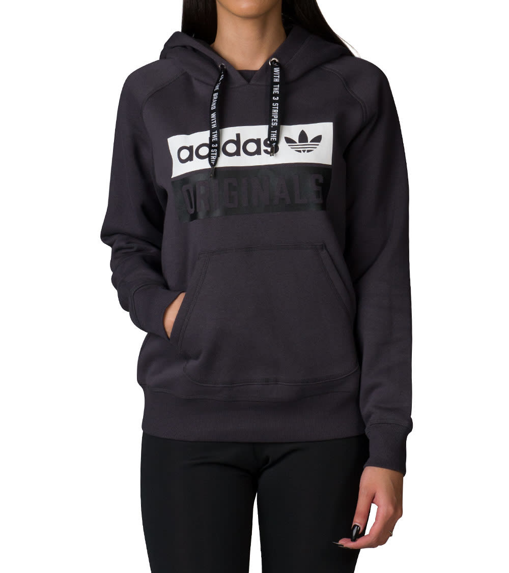size 40 7df44 f89e8 ADIDAS PULLOVER HOODY