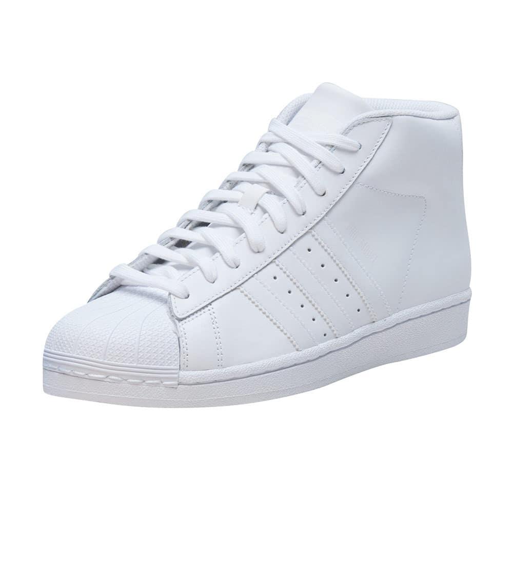 Adidas Pro Model (White) CQ0624 Jimmy Jazz    Adidas PRO MODELL SNEAKER (Hvid) B27450   title=          Jimmy Jazz