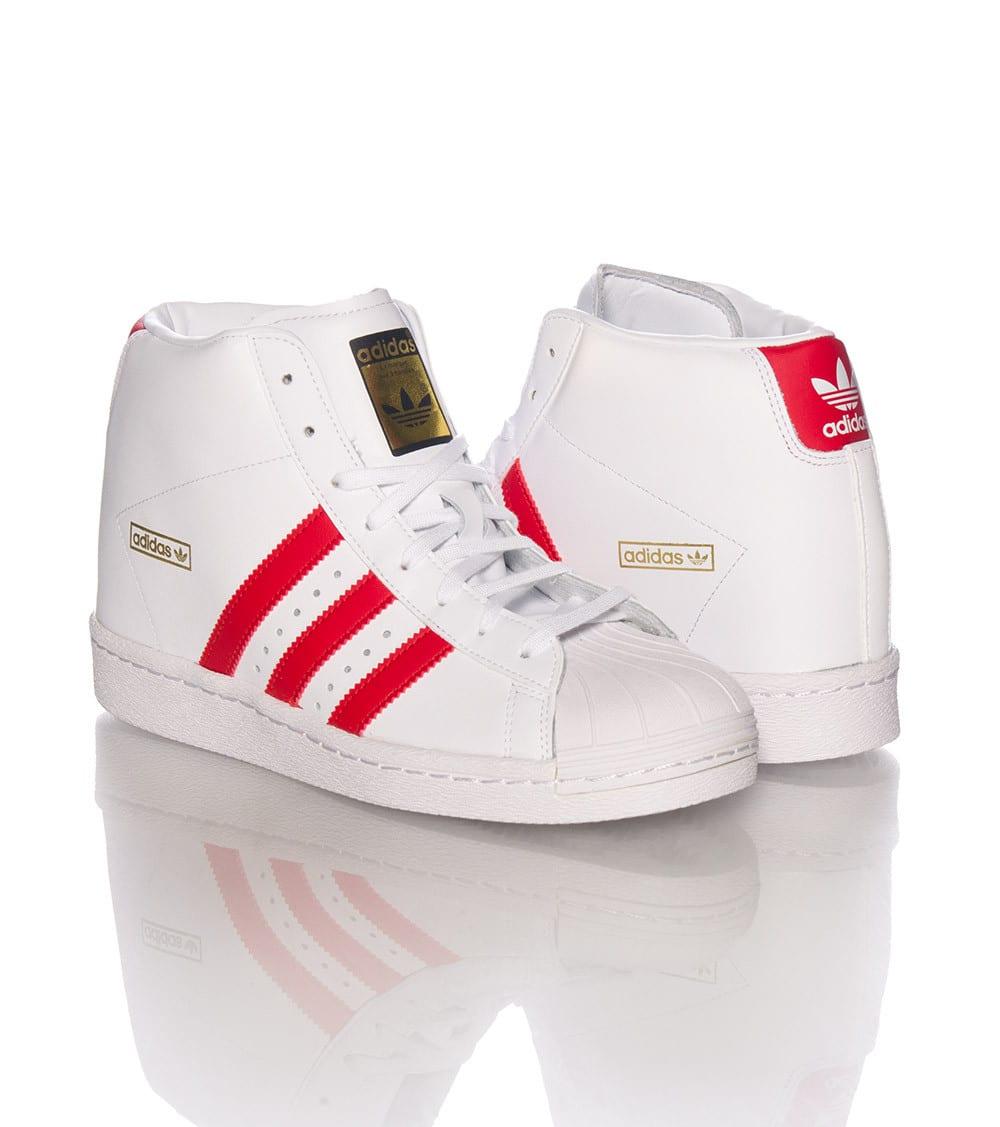 Adidas Superstar UP 2 Color: Bianco Size: 41.3: Amazon