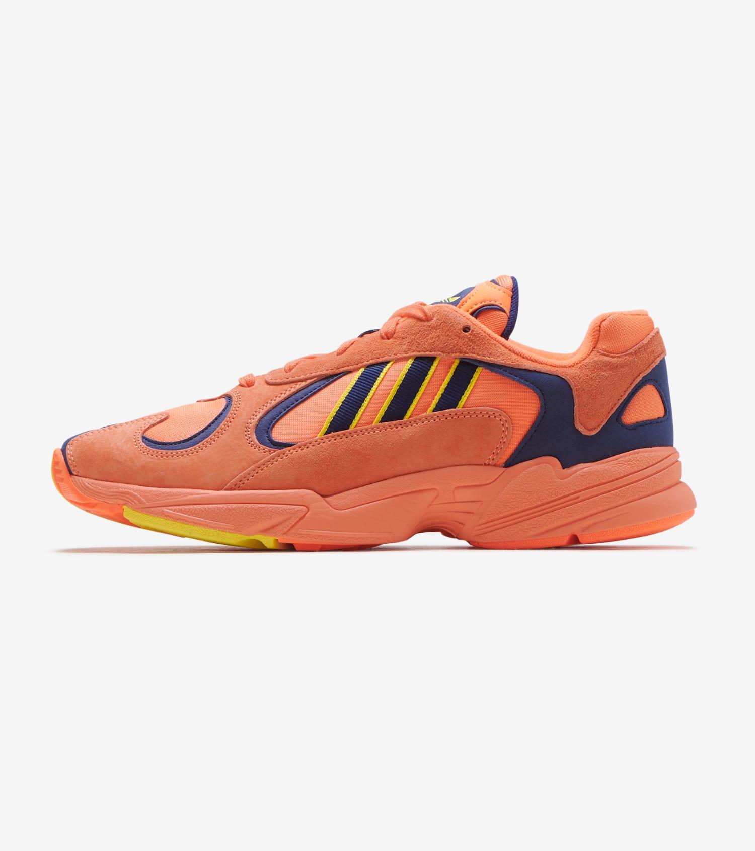 adidas Originals - Yung 1 - Sneaker in Orange, B37613