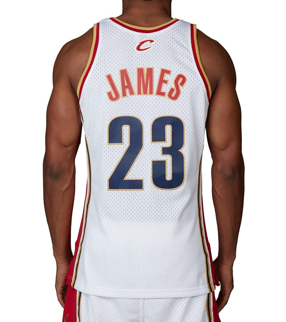 reputable site ac147 5af50 Cleveland Cavaliers 03-04 Lebron James