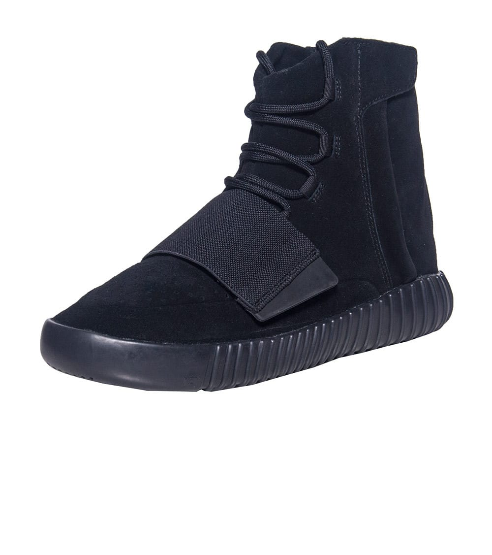 f01accb1a adidas YEEZY BOOST 750 SNEAKER BOOT (Black) - BB1839