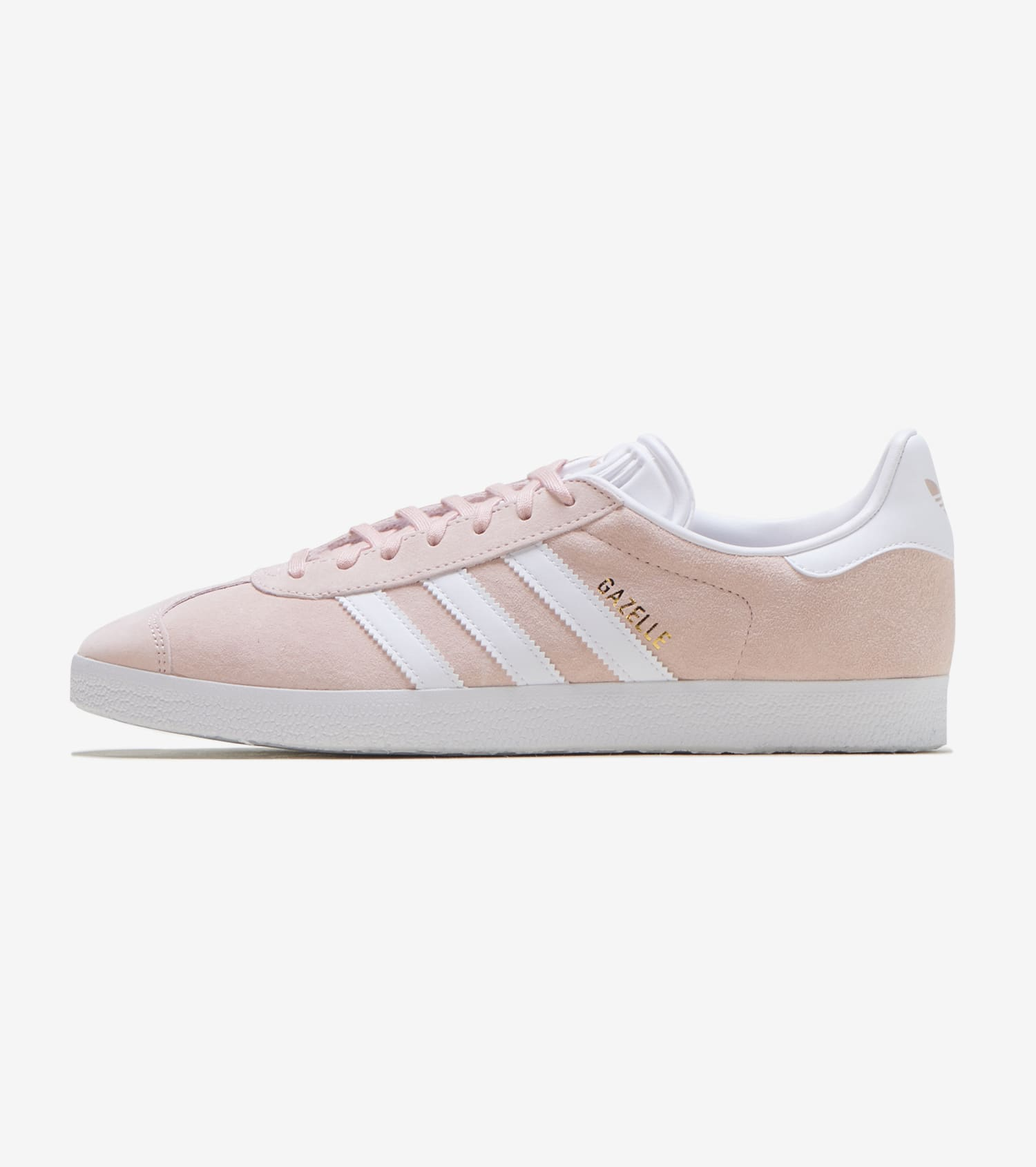 damen adidas Originals GAZELLE Sneaker low vapour pink
