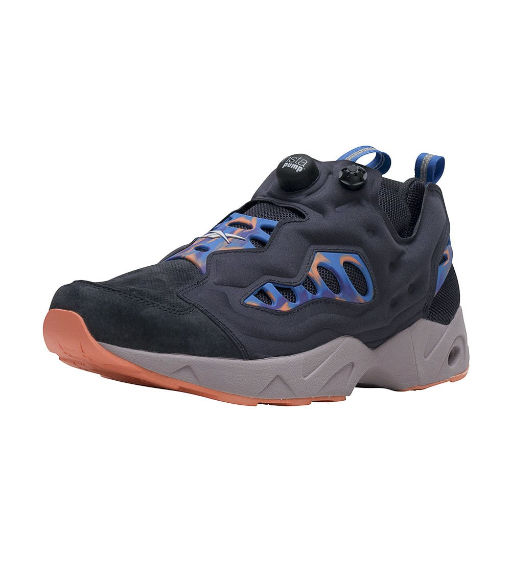 reebok coupons, Reebok instapump fury trainers in blue