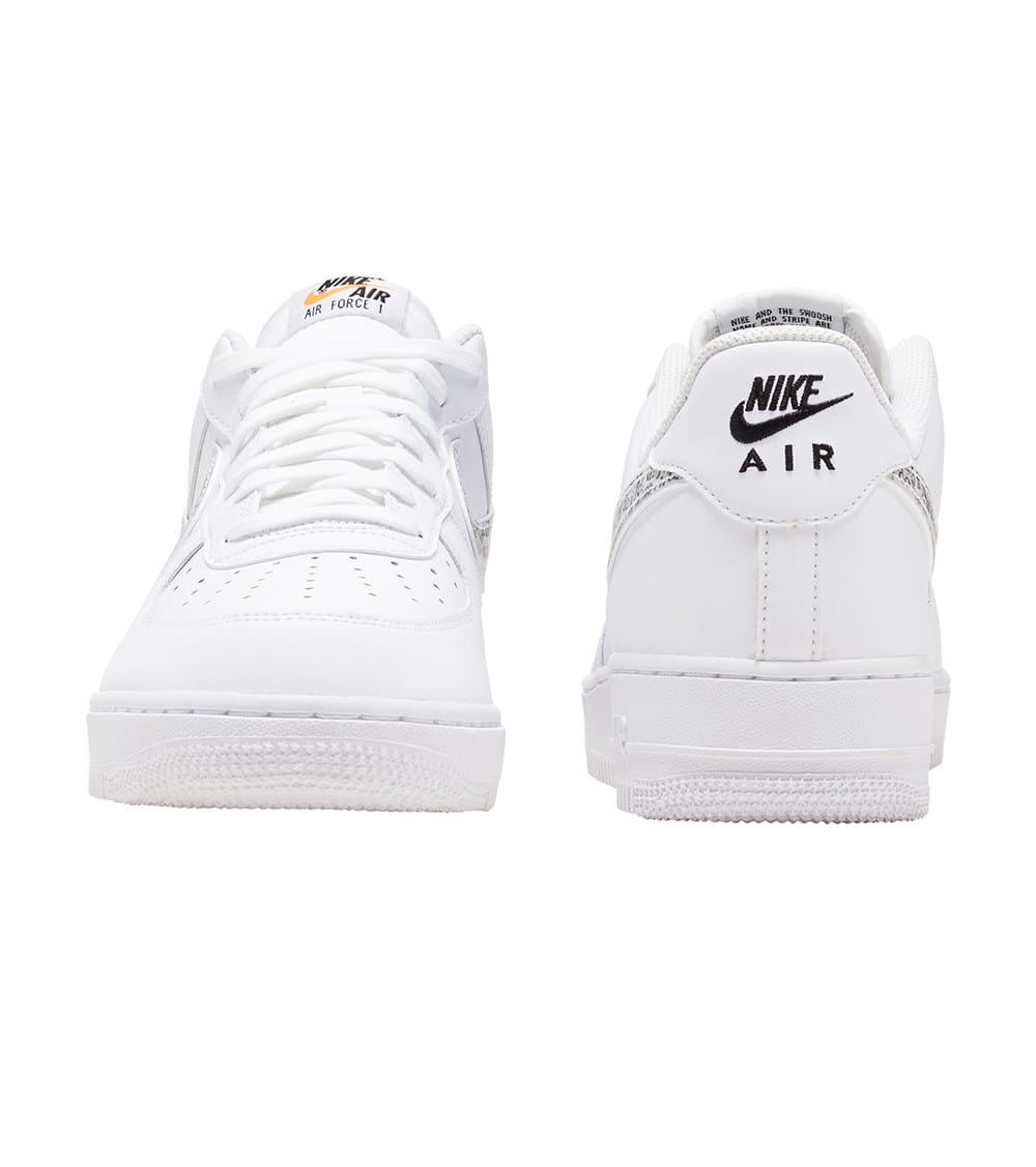 Nike Air Force 1 Just Do It White Shoes BQ5361 100   Hype DC