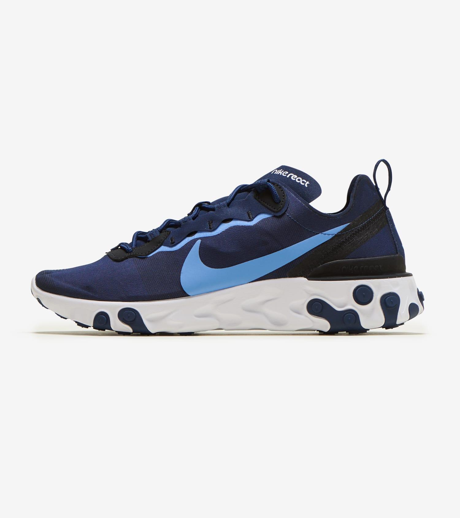 Nike React Element 55 'Olive'   BQ6166 200