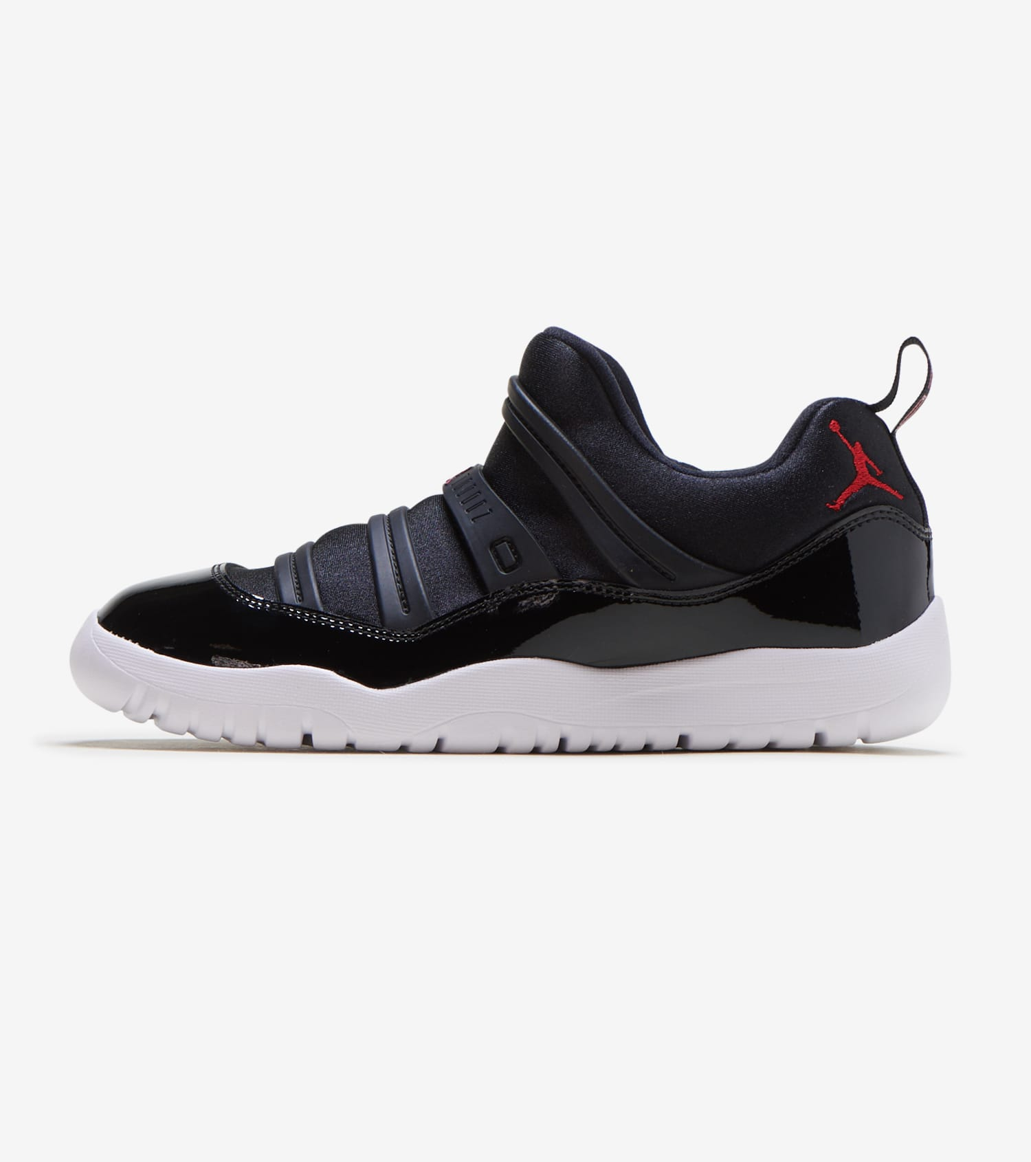 buy popular ac395 2f930 Jordan Retro 11 Little Flex (Black) - BQ7101-002 | Jimmy Jazz