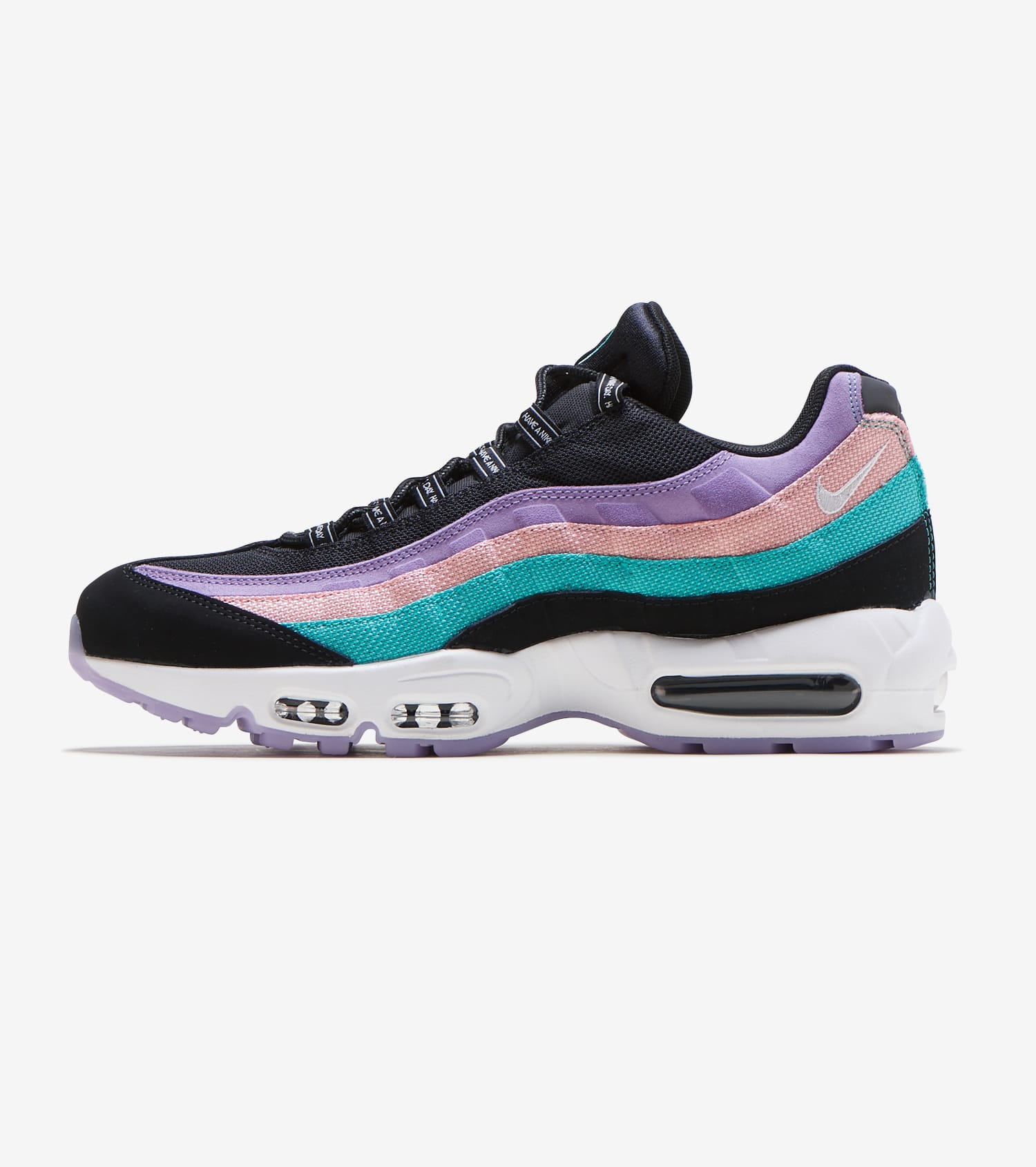 Nike Air Max 95 ND Have A Nike Day Black Men Running Shoes