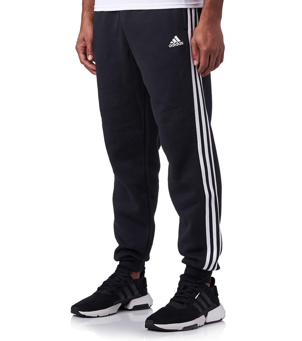 3 stripe Fleeced Sweat Pants