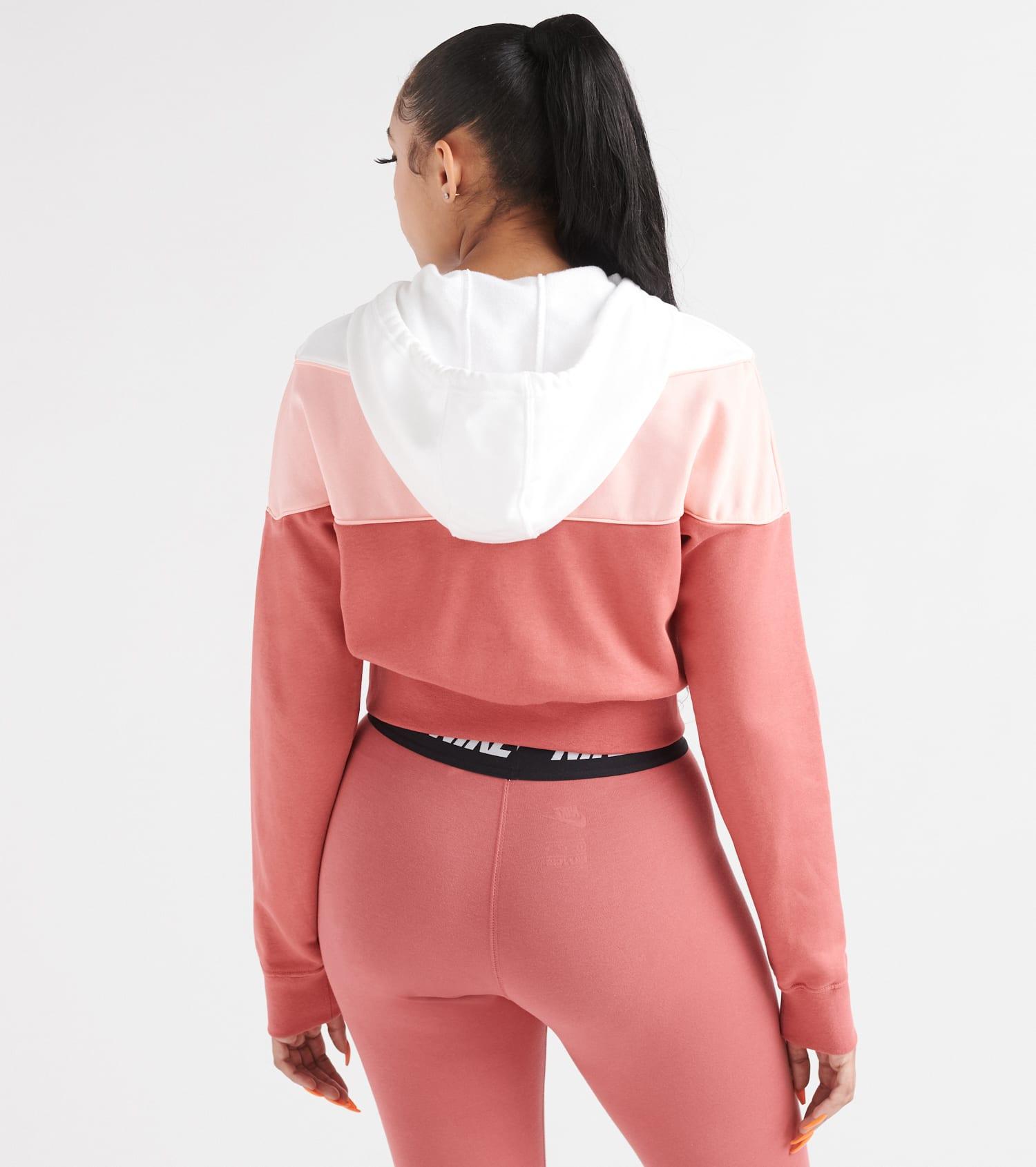 NSW Heritage Half Zip Fleece Sweatshirt