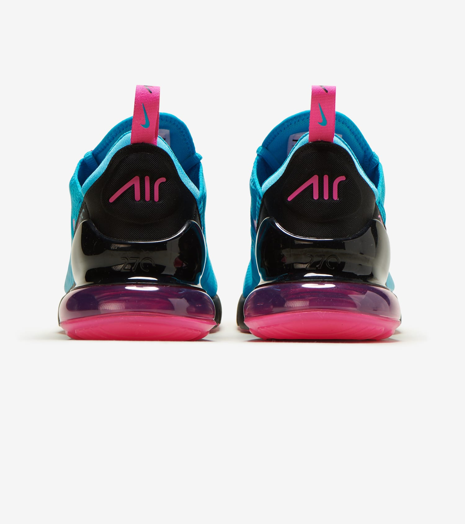 Nike Air Max 270 Pink + Blue BV6078 400 Release Info