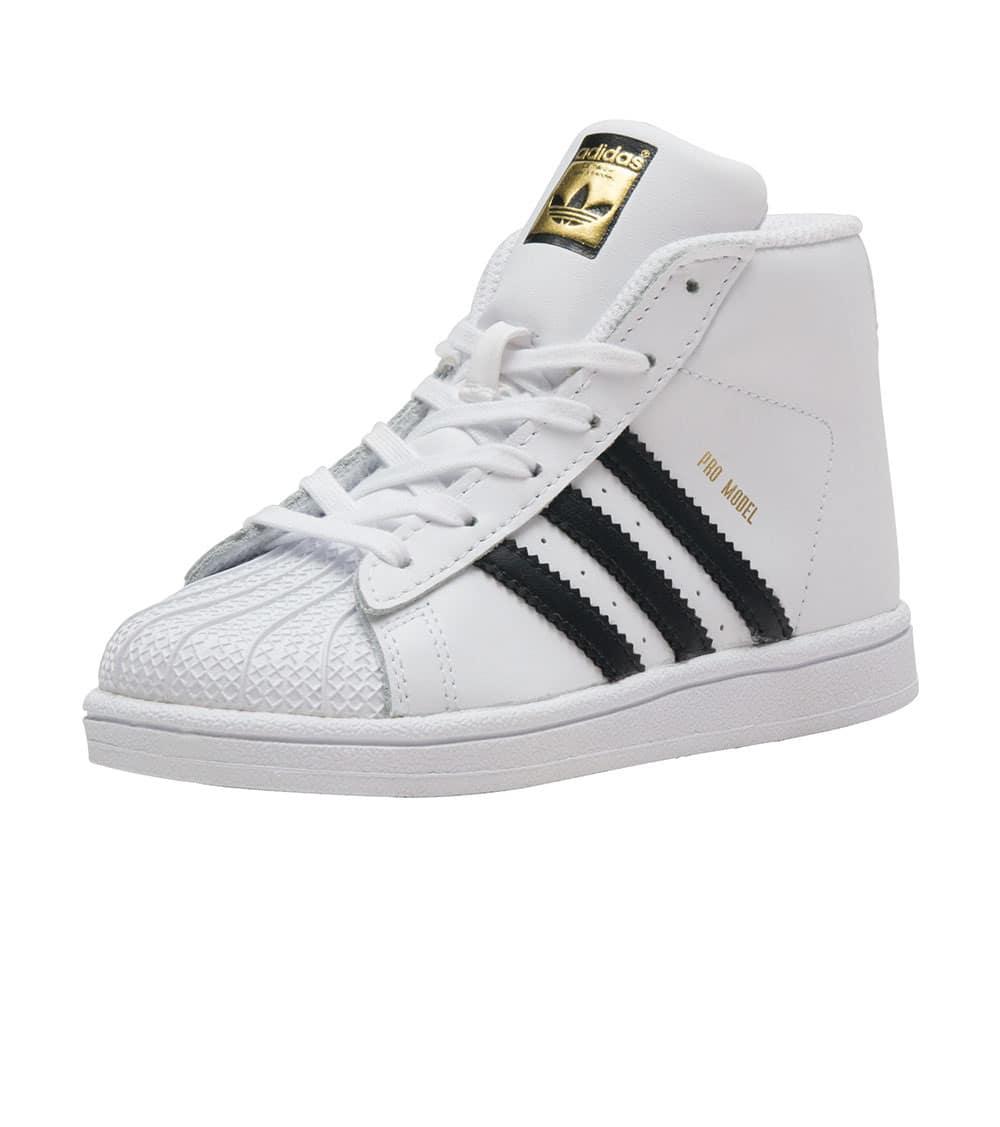 Adidas Pro Model (White) CQ0624 Jimmy Jazz    Adidas Pro Model Sneaker (hvid) BY4400   title=          Jimmy Jazz