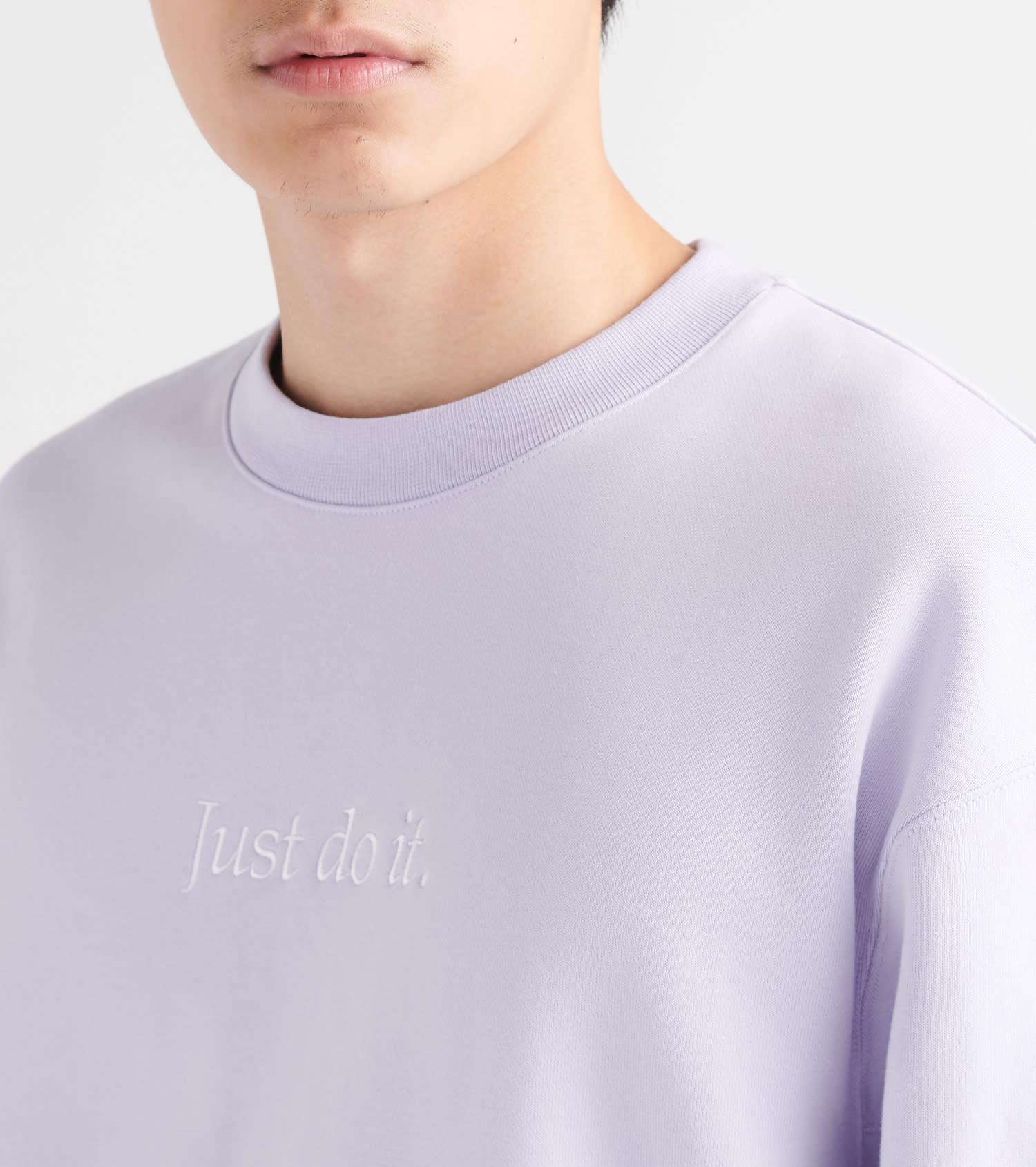 Nike Just Do It Crew Neck Sweatshirt