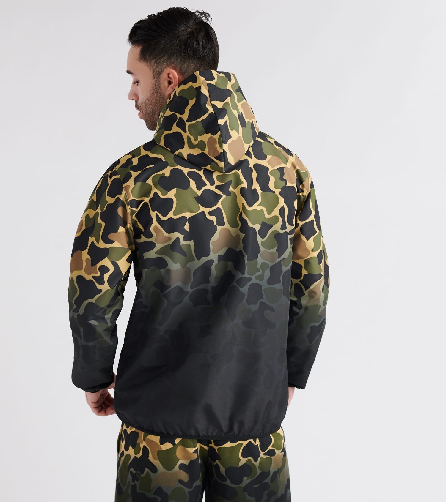 wholesale online designer fashion official Camo Windbreaker Jacket