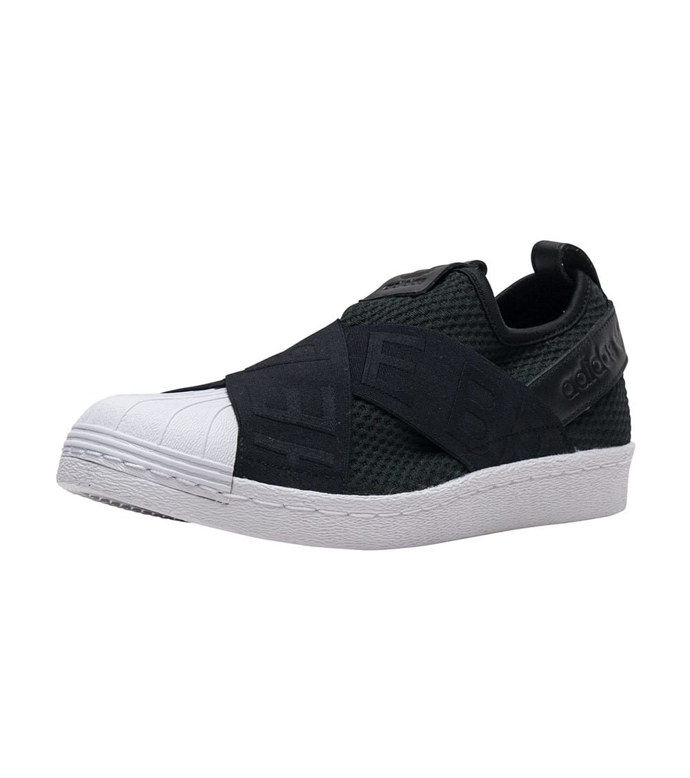Superstar Slip on Shoes in 2019 | Adidas superstar slip on