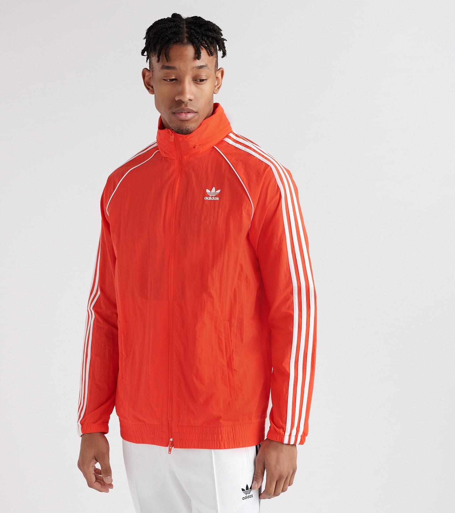 adidas SST Windbreaker red Jackets |