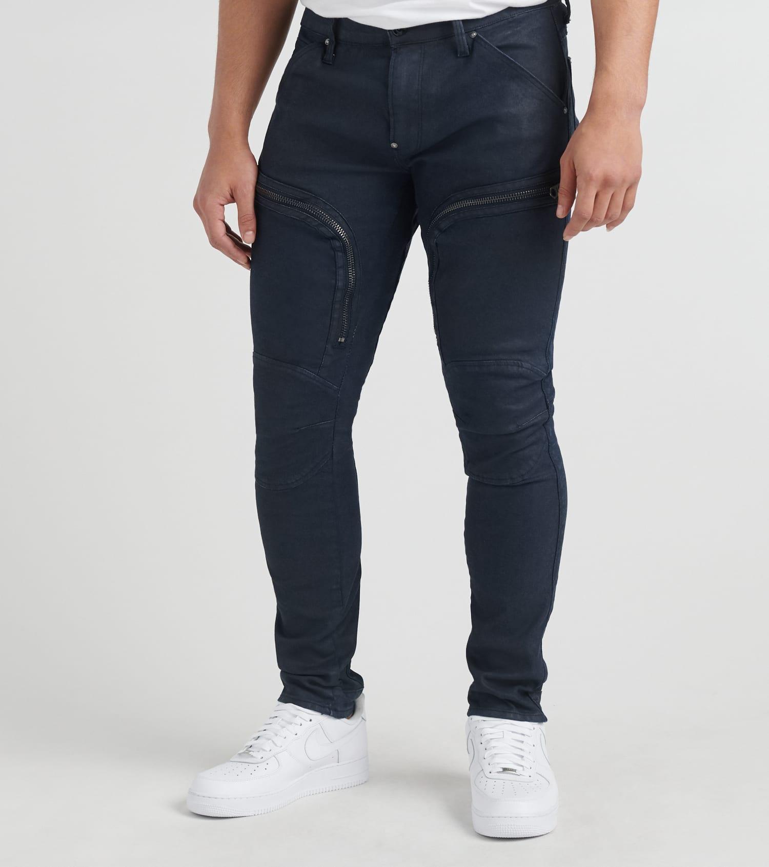 Air Defence Zip Skinny Jean