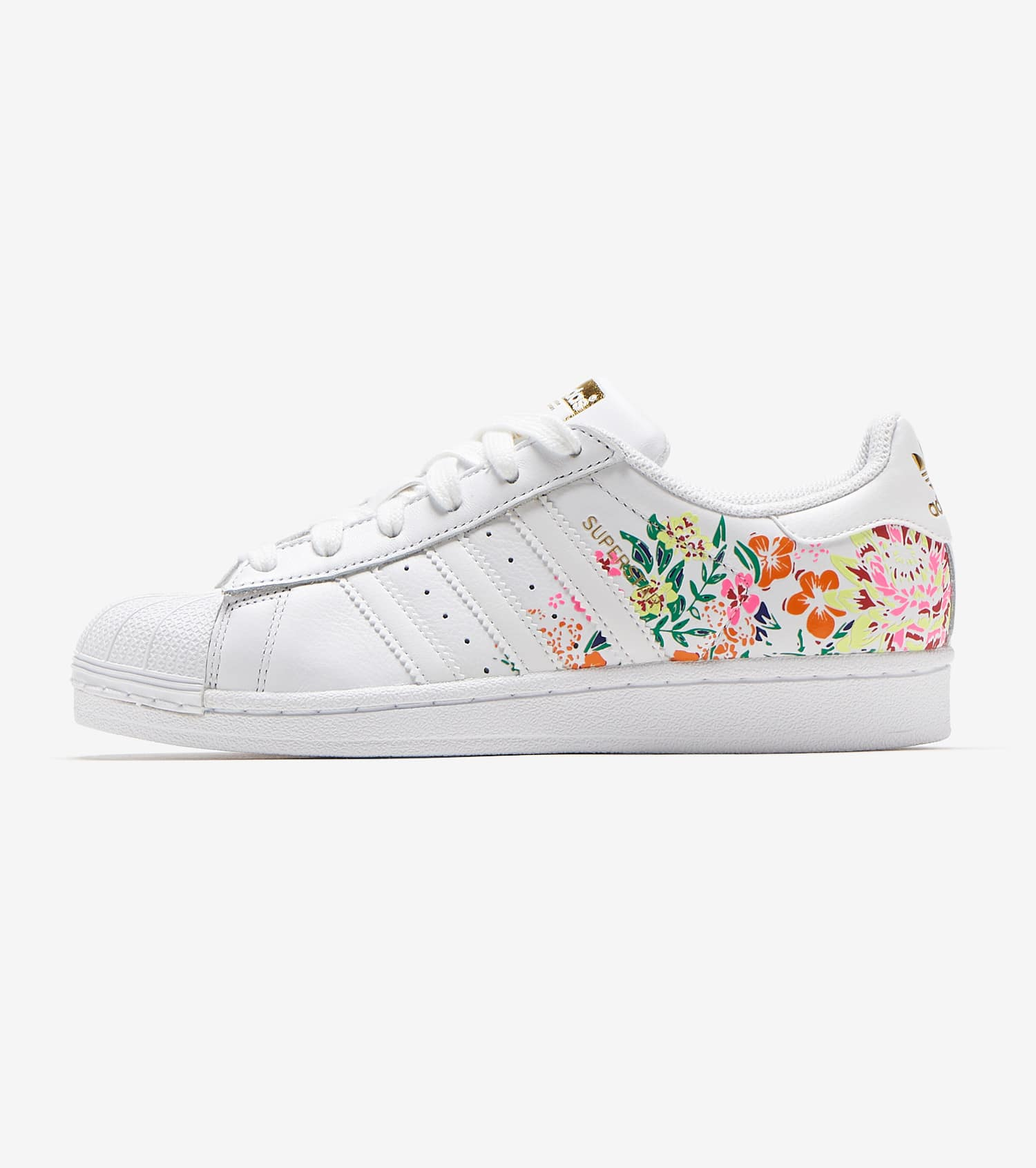 adidas SUPERSTAR W White Womens Sneakers DB3495