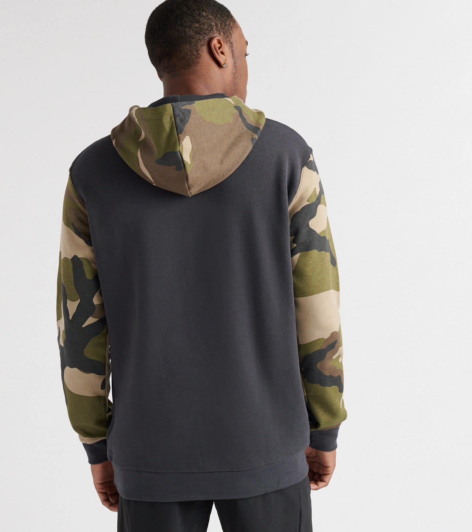 best sneakers e9d34 9348b Camo Pullover Hoodie